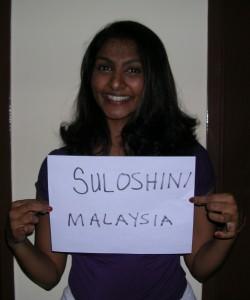Suloshini Jahanath