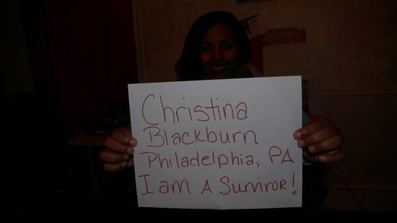 Christina Blackburn PA4