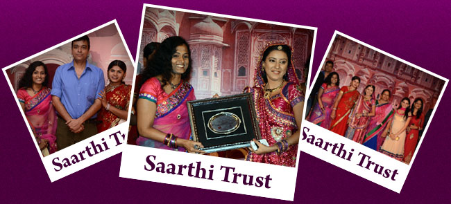 Photo credit: The Saarthi Trust