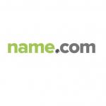 Name dot com logo