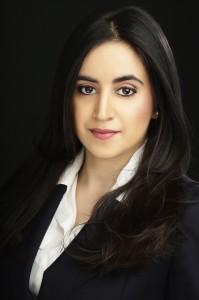 Sahar Khan Headshot