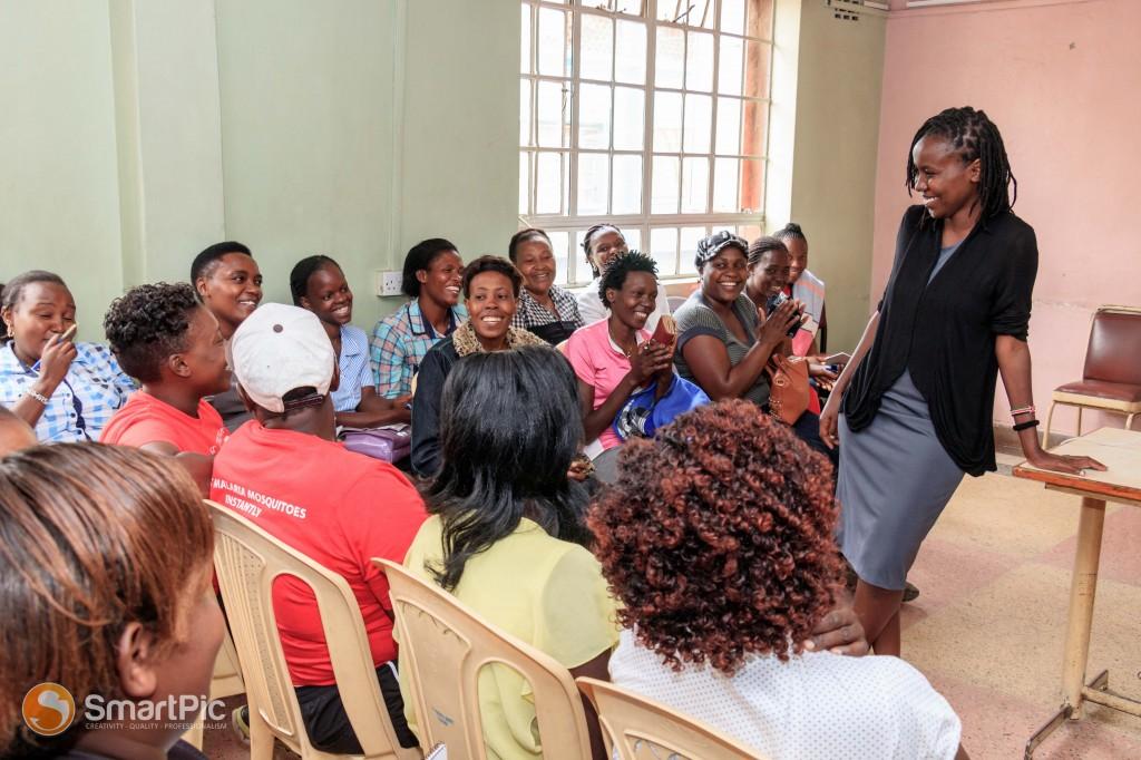 conducting-the-nairobi-bus-rapid-transit-training-with-women-operators