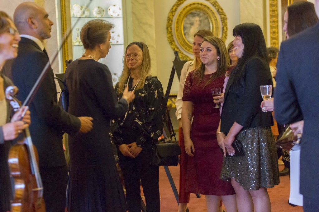 A.S.T.I event at Buckingham Palace