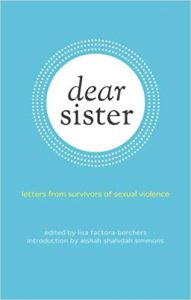 Dear Sister book cover