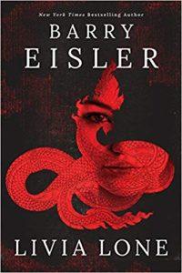 Livia Lone book cover