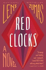 Red Clocks book cover