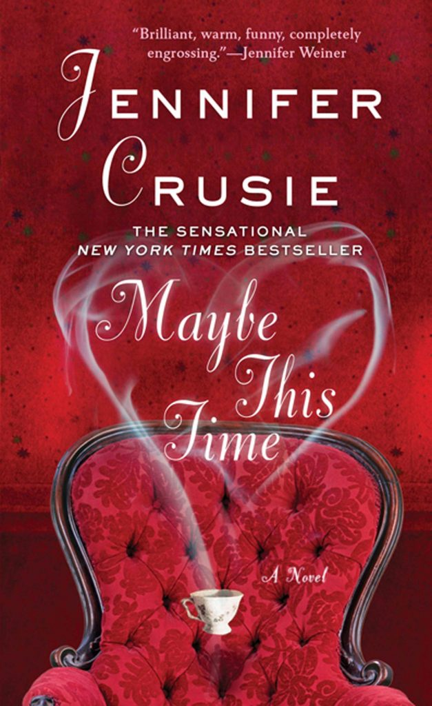 Maybe This Time by Jennifer Crusie