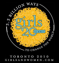 Logo of G(irls)20 Summit
